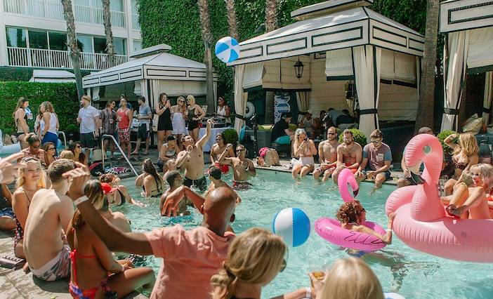 The Last Pool Party of Summer | Los Angeles Labor Day Weekend Events