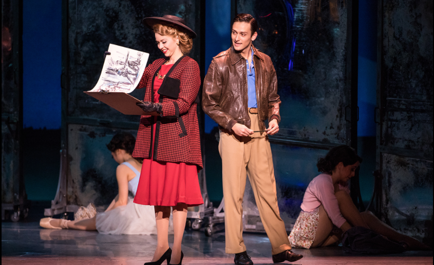 Head to the Civic Theatre for this Tony Award-winning musical about an American solider