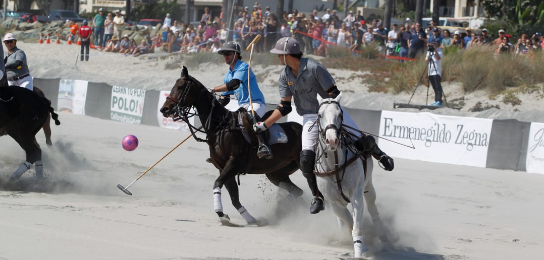 Head to the Hotel Del to watch four polo matches along with fashion modeling and boutique shopping.