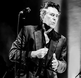Bryan Ferry with the Hollywood Bowl Orchestra