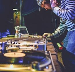 DJ Nights in Grand Park