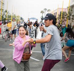 COAST Open Streets Festival