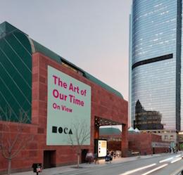 Art Book Sale at MOCA