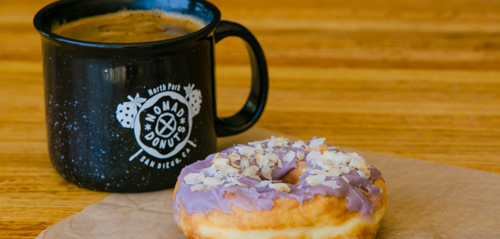 Head to the second location of fan-favorite Nomad Donuts, now open on University Avenue.