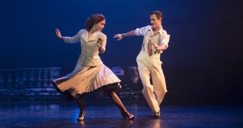 The Red Shoes photo by Johan Persson