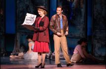 Catch the Tony Award-winning musical An American in Paris