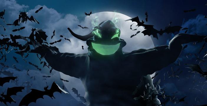 Disneyland-Halloween-Time