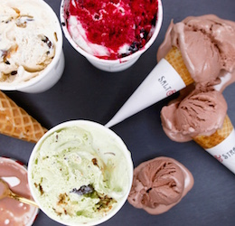 Spooktacular Flavors at Salt & Straw