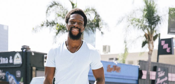 Making History: Behind the Scenes with Hamilton Star Michael Luwoye