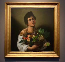 'Caravaggio: Masterpieces from the Galleria Borghese'