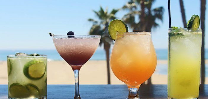 Los Angeles Cocktail Guide: 8 Destinations with Unbeatable Ocean Views