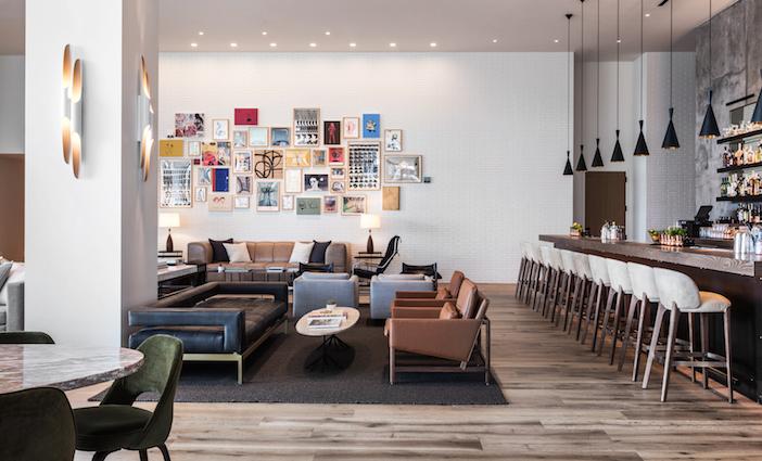 Ever Bar Lounge photo courtesy of Kimpton Hotels