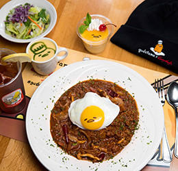 Gudetama-and-Curry-House