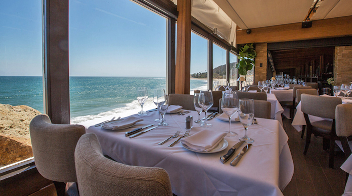 Mastro's Ocean Club Malibu