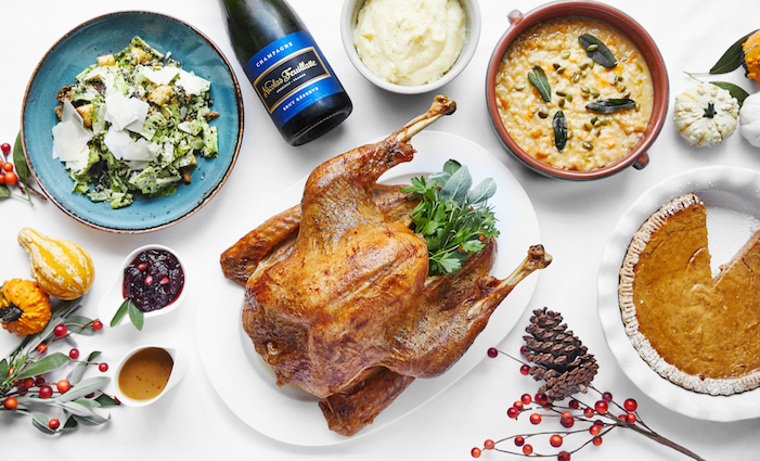 The Peninsula Beverly Hills   Los Angeles Thanksgiving