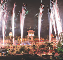 The Mission Inn Hotel & Spa Festival of Lights