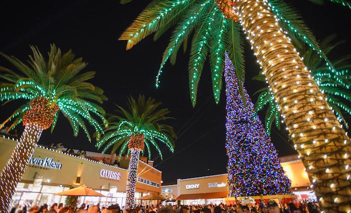 Citadel Outlets' Tree Lighting Concert