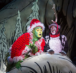 Dr. Seuss' 'How the Grinch Stole Christmas'