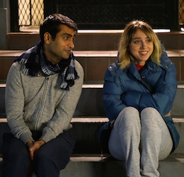 The Big Sick photo by Sarah Shatz