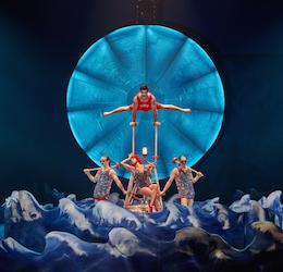 Photo: Matt Beard © 2017 Cirque du Soleil