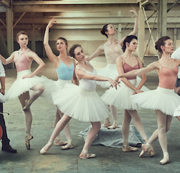 The Nutcracker Suite photo by Will Davidson