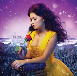 Beauty and the Beast photo by F. Scott Schafer. Art direction by Melchior Lamy.