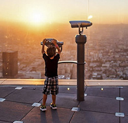 Family Fundays at OUE Skyspace LA