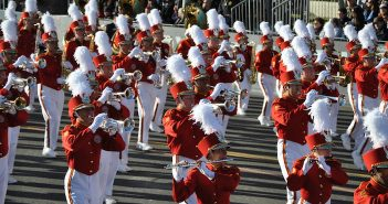 Rose Parade photo courtesy of Pasadena Tournament of Roses