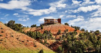 Red Reflet Ranch in Ten Sleep, Wyoming