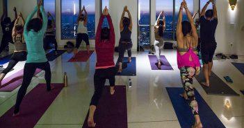 Skyspace Yoga