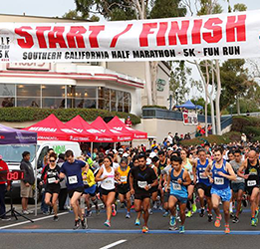 27th Annual Southern California Half Marathon & 5K Race