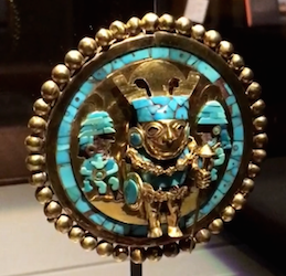 'Golden Kingdoms: Luxury and Legacy in the Ancient Americas' photo by Christina Wiese