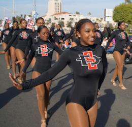 MLK Jr. Day Parade