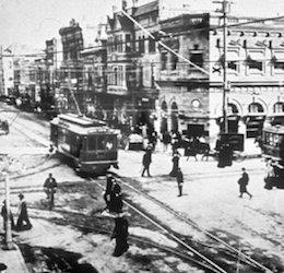 Old Pasadena Historic Walking Tour