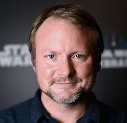 Rian Johnson image courtesy of Getty Images/Film Independent