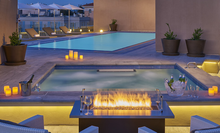 The All Inclusive Luxury Boutique Hotel Clement Is Easily Accessed From San Francisco Or Jose