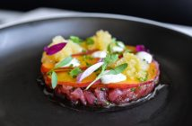 Tuna TarTare Mix Mix Kitchen + Bar photo by Talia Samuels