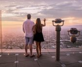 Los Angeles Date Night 1,000 Feet Over Downtown LA