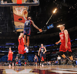 NBA All-Star Weekend photo courtesy of NBAE/Getty Images