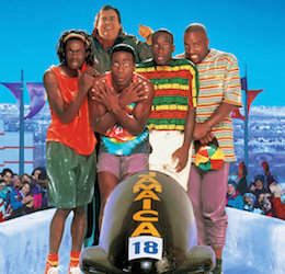 Cool Runnings photo courtesy of Disney