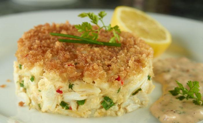 EV - Jumbo Lump Crab Cake