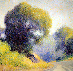 'Harmony of Light: Spring in California'