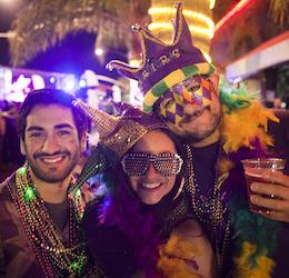 Hillcrest Mardi Gras