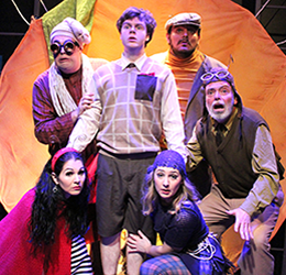 'Ronald Dahl's James and the Giant Peach' Musical