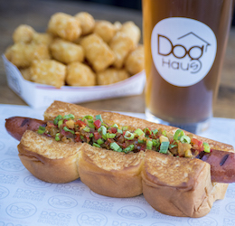 Dog Haus x No Kid Hungry