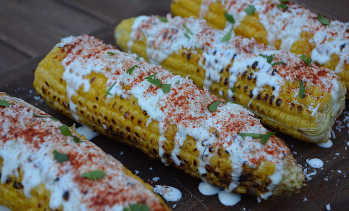 Elotes photo by Martina San Roman
