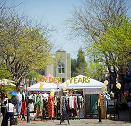 Golden Years Vintage Market