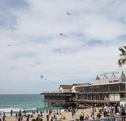 Festival of the Kite photo by Redondo Beach Visitors Bureau