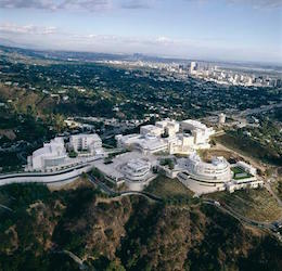 Getty Center's 20th Anniversary