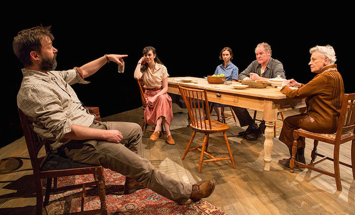 Uncle Vanya photo by Jim Cox